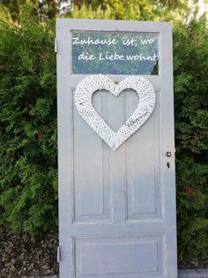 Ich verkaufe zwei Deko Türen für den Garten, bei Interesse bitte melden.,Deko Tür für den Garten etc. in Niedersachsen - Papenburg