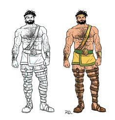 Hercules Russell Dauterman (Thor)