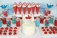 This would be an excellent birthday party idea..... hint, hint.  You could even keep the #10 on the cake, I wouldn't mind.