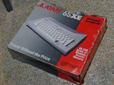 ATARI 65 XE Personal Computer Edición Española