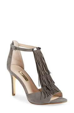 Louise et Cie 'Kayla' Fringe Sandal