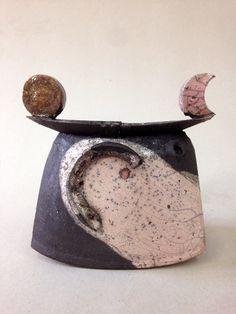 Rosa Bagnaresi, Jazzing Pot (all day long), raku