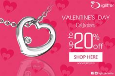 Shop Now diamond jewellery with 20 % OFF on Minimum purchase Rs.20000/- Coupon Code: IGLF20