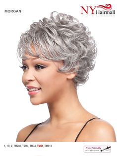 It's a Wig Synthetic Full Wig - Morgan http://nyhairmall.com/it-s-a-wig-synthetic-full-wig-morgan.html