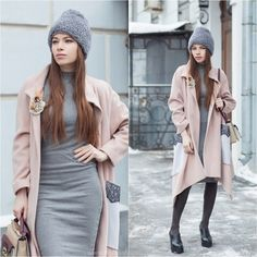 Check out winter outfit looks from real people around the world. Winter Outfits, Winter Hats, Mood, Spring, Casual, Romantic, Street, Fashion, Winter
