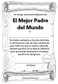 tarjetas del dia del padre para imprimir | Tarjetas Cristianas Dad Crafts, Fathers Day Crafts, Bible Crafts, I Love My Father, Happy Father, Mom And Dad, Happy Birthday Quotes For Daughter, Assignment Planner, Happy Birthday Wishes Cards
