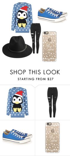 """""""Announcement"""" by lovethepeace626 ❤ liked on Polyvore featuring Glamorous, Topshop, Converse, Casetify and BeckSöndergaard"""