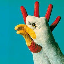 Prìncipi e Princípi: Maestri Mario Mariotti Plaster Hands, Bird Puppet, Hand Kunst, Belly Painting, Illusion Art, Visual Diary, Hand Puppets, Hand Art, Italian Art