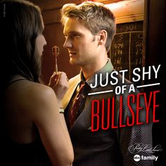 """""""Just shy of a bullseye."""" - Spencer 