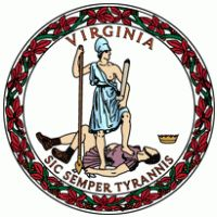 Commonwealth of Virginia State Seal