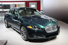 Jaguar XF Supercharged. One Bad!@# ride!!! You have to drive one to understand the awesome power and handling with exceptional interior and sound it possesses.