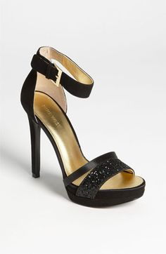 2013- Christmas Party Shoes-   Nine West 'Firstmet' Sandal available at #Nordstrom