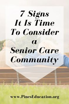 As a loving and devoted care partner of a person living with dementia, it can be hard to know when it is time to transition a loved one into a senior care community. Caregivers are some of the most dedicated and loving people you will ever meet, but that also leaves them vulnerable to taking on too much. Click image to read full blog post. #dementia #alzheimer #alzheimers #caregiver #caregiving #TeepaSnow #dementiatraining #caregivertraining