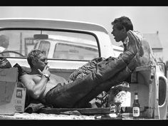 Steve Mcqueen - courtesy of Time & Life pictures