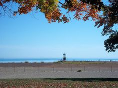 Pratt Beach...probably the place in RP that I miss the most! Fall days taking Nathan on a walk along the beach path. Lake Michigan looks like it goes forever!