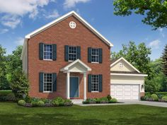 The Shannon | River Highlands | William Ryan Homes