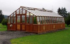 Approx 16 x 24 Greenhouse
