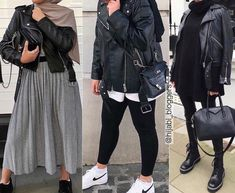 Hijab Chic, Mode Hijab, Mode Inspiration, Hijab Fashion, My Style, Outfits, Shoes, Suits, Zapatos