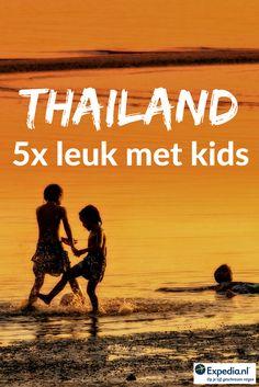 5x Thailand met kinderen || Expedia.nl