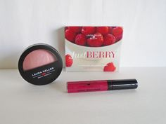 New laura geller beauty just berry 2pc set for cheeks & lips kit travel set   | eBay