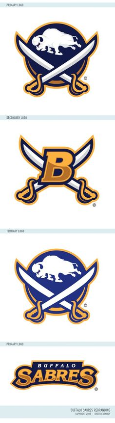 Buffalo Sabres Rebranding by matthiason on DeviantArt