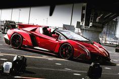 The Lamborghini Veneno - Super Car Center Lamborghini Veneno Roadster, Convertible, Super Sport Cars, Sweet Cars, Car Wallpapers, Amazing Cars, Awesome, Hot Cars, Bugatti