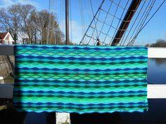 Atelier 'De Kleine Haven': Crochet blanket Wave