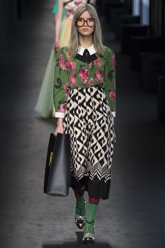 Gucci Fall 2016 Ready-to-Wear Fashion Show