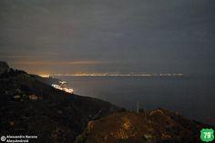 Panorama sulla calabria #Castelmola #Sicilia #Italia #Italy #Sicily #Travel #Viaggio #Viaggiare #AlwaysOnTheRoad