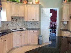 Light Wood Kitchen Cabinets Google Search