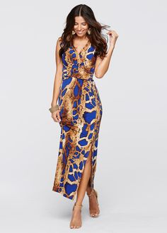 Gece Elbisesi leopar mavi - BODYFLIRT boutique ?imdi bonprix.com.tr Online shop'ta ba?liyan 129,99 TL sipari? Leopar desenli elbise. Yere kadar uzanan model ...