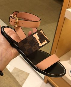 Louis Vuitton new Logo sandals by PSL Source by vuitton shoes Lv Slippers, Fashion Slippers, Leather Slippers, Louis Vuitton Slippers, Louis Vuitton Shoes Sneakers, Luis Vuitton Shoes, Lv Shoes, Sandals Outfit, Fashion Sandals