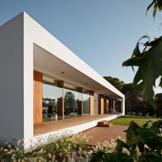 Casa SIFERA - Josep Camps + Olga Felip House plans modern plan modern house home & Design Residential Architecture, Contemporary Architecture, Architecture Design, Contemporary Houses, Pavilion Architecture, Minimalist Architecture, Sustainable Architecture, Future House, My House