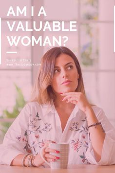 """Are you trying to measure your value & worth by the """"perfect"""" version of yourself you have in your head OR the Proverbs 31 women we so often feel obligated to compare ourselves with? Read where and who you need to find your value in..."""