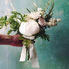 Floral Inspiration: Petite Bouquets / Florist: Ashley Beyer / See more inspiration now live on The LANE