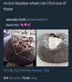 Room decor - Lovesac I want one right in my living room so I can cuddle while watching netflix or play my xbox while being cozy af summerlivingroomdecor Dream Rooms, Dream Bedroom, Girls Bedroom, Bedroom Decor, Bedrooms, Bedroom Ideas, My New Room, My Room, Dorm Room