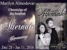 Tome Tender: Marilyn Almodovar's Alternate Release #Giveaway