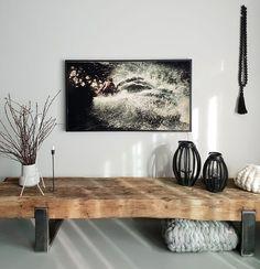 Samsung the frame televisie huizedop