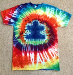 Autism Awareness Tiedye Puzzle Piece Tshirt by 2dye4designs, $22.00