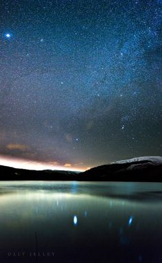 """Brecon Beacons Nat. Park [1.04am] Photo: Olly Jelley ( Tumblr // Facebook // Twitter )"""