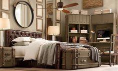 Teen boy bedroom ideas on pinterest teen boy bedrooms for Boys army bedroom ideas