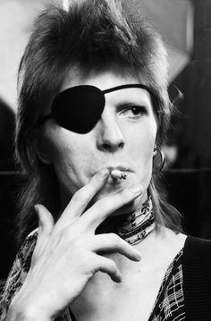 David Bowie. Ziggy Stardust
