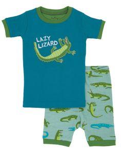 Hatley Later Gator Short Pyjamas £14.95