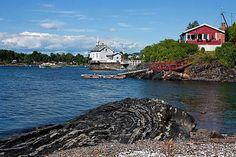 Oslo / îles Gressholmen, Heggholmen et Rambergøya