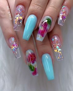 TJ nails & spa Nails Salon in Salem VA 24153 diva nails eyelash extensions - Diva Nails Nail Art Designs, Acrylic Nail Designs, Nails Design, Clear Nail Designs, Cute Nails, Pretty Nails, My Nails, Glitter Nails, Silver Glitter