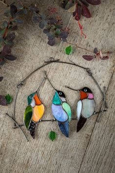 Custom Stained Glass, Stained Glass Birds, Stained Glass Suncatchers, Faux Stained Glass, Stained Glass Designs, Stained Glass Projects, Stained Glass Patterns, Mosaic Patterns, Fused Glass