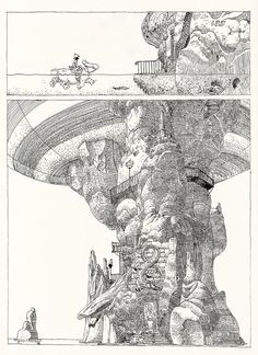 Moebius. by BloodyAlchemist