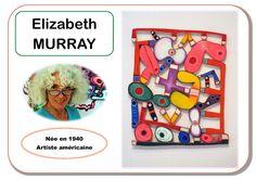 Elizabeth Murray - Portrait d'artiste