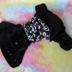Willy Winky pocket damask nappy - this is so pretty!