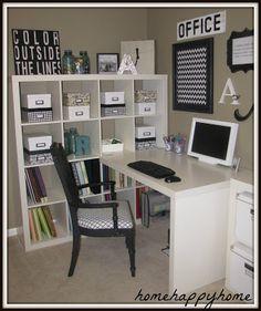 Cute office area